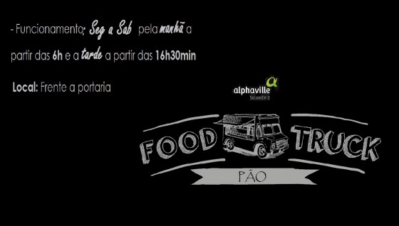 Food Truck Pao NOTICIA DESTAQUE